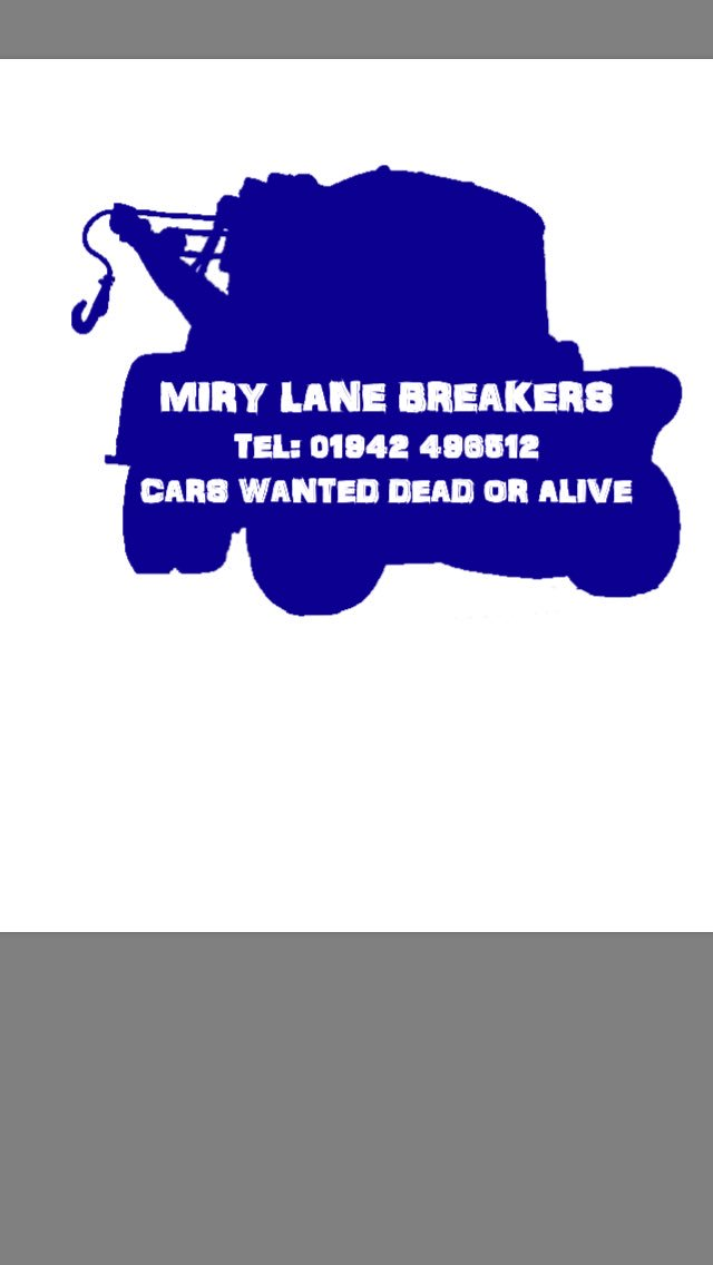 Miry Lane breakers